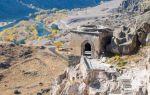 Вардзия: пещерный город в Грузии