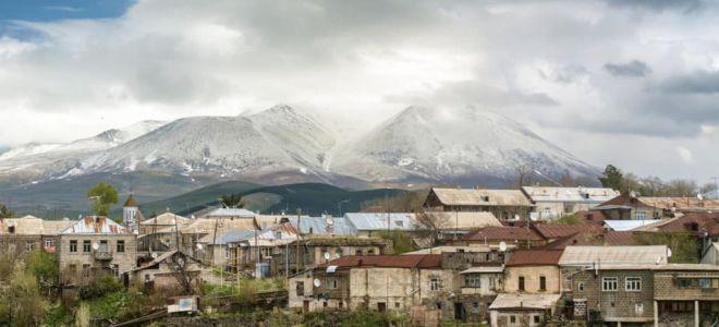 Грузия: город Ахалкалаки