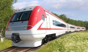 В Грузию из Москвы поездом