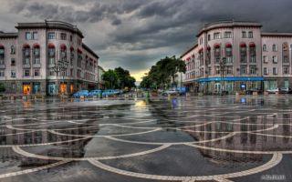 Грузия Рустави: где находиться