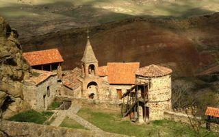 Давидо — гареджийский монастырский комплекс