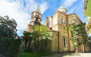 Православие  и православные святыни в Грузии