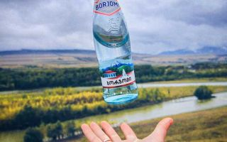 Минеральная вода Боржоми: показания и противопоказания