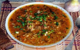 Харчо: чей национальный суп