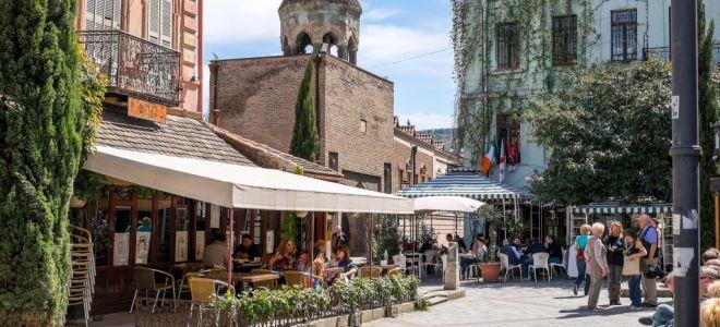 Грузия: самые красивые достопримечательности страны