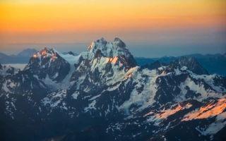 Ушба: гора убийца