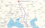 Москва — Тбилиси: расстояние на машине