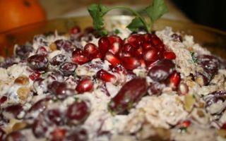 Грузинский салат: классический рецепт