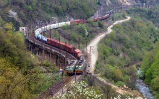 Железные дороги Грузии