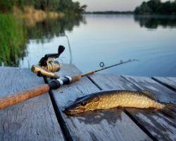 Рыбачим в Грузии