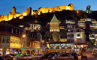 Достопримечательности в Тбилиси