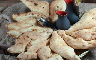 Рецепт грузинского хлеба шотис-пури