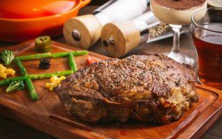 Грузинские мясные блюда