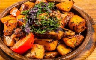 Оджахури: рецепт