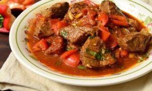 Чахохбили из свинины — пошаговый рецепт с фото