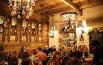 Рестораны и бары в Тбилиси