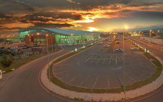 Аэропорты в Грузии