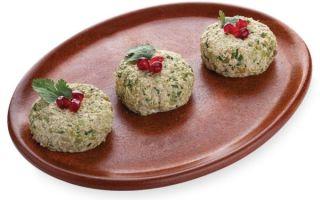 Пхали по-грузински: рецепт с фото пошагово