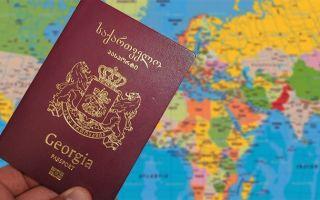 Нужен ли загранпаспорт россиянам в Грузию