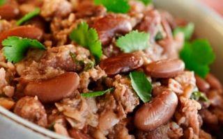 Как приготовить лобио из фасоли по-грузински