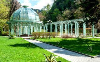 Минеральные воды — Тбилиси