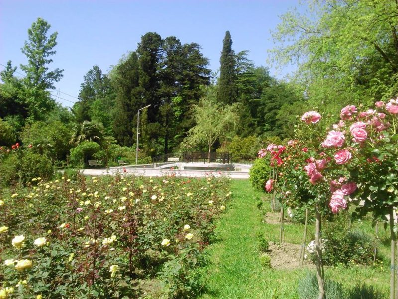 Ботанический сад Кутаиси