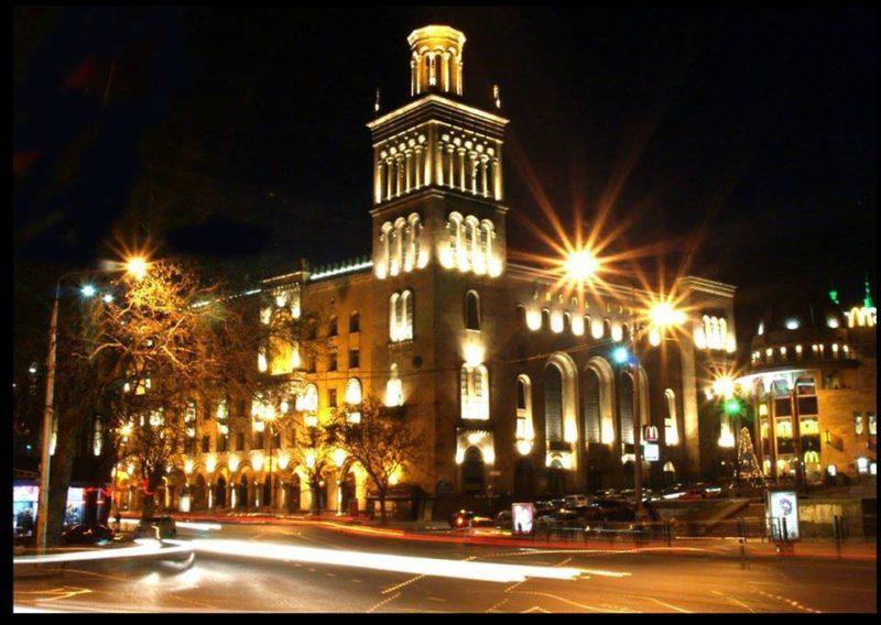 Дом кино в тбилиси