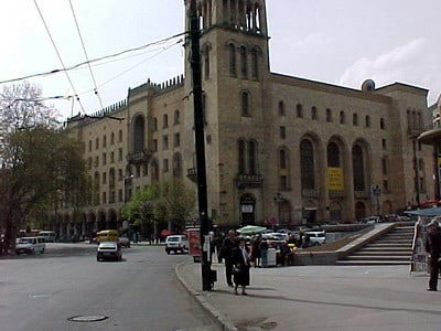 в тбилиси Дом кино