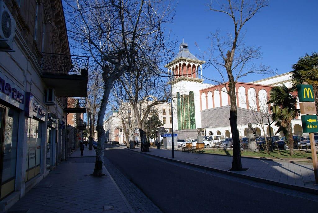 Королевский квартал Кутаиси 7