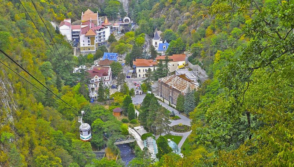Минеральные воды Тбилиси