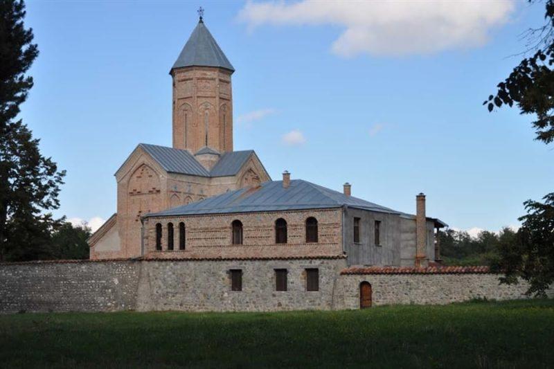 Монастырь Ахали Шуамта