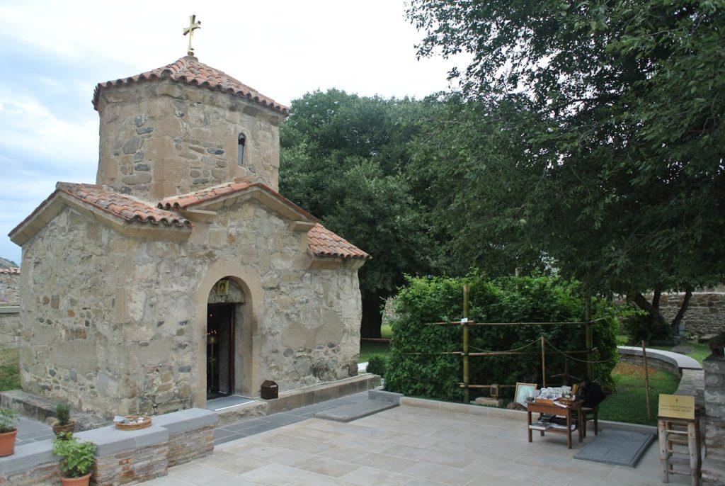 монастырь нины святой