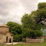 Монастырь святой