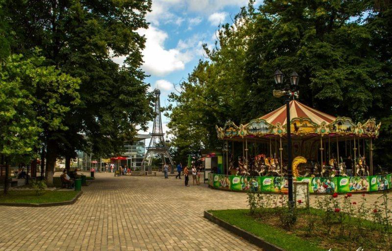 Парк им. Габашвили