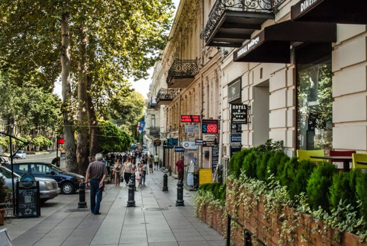 магазины на проспекте шота