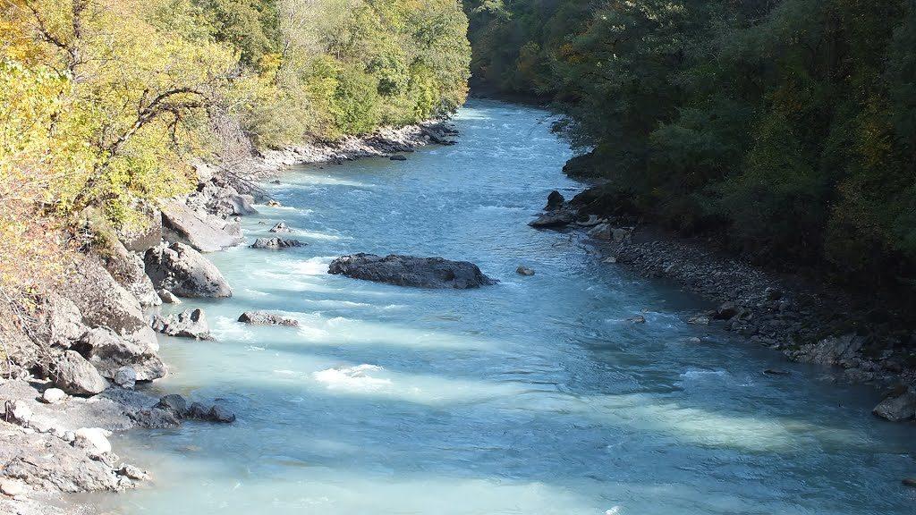 Река Риони