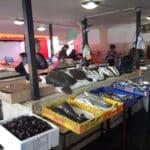 Рыбный рынок Батуми