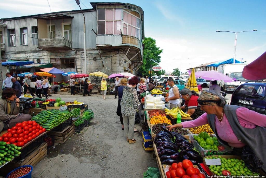 Рынки Батуми
