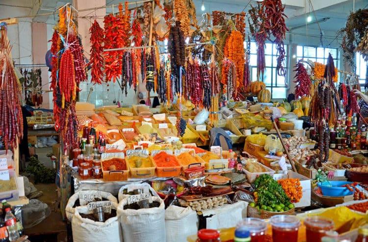 Рынок«Parekhi»