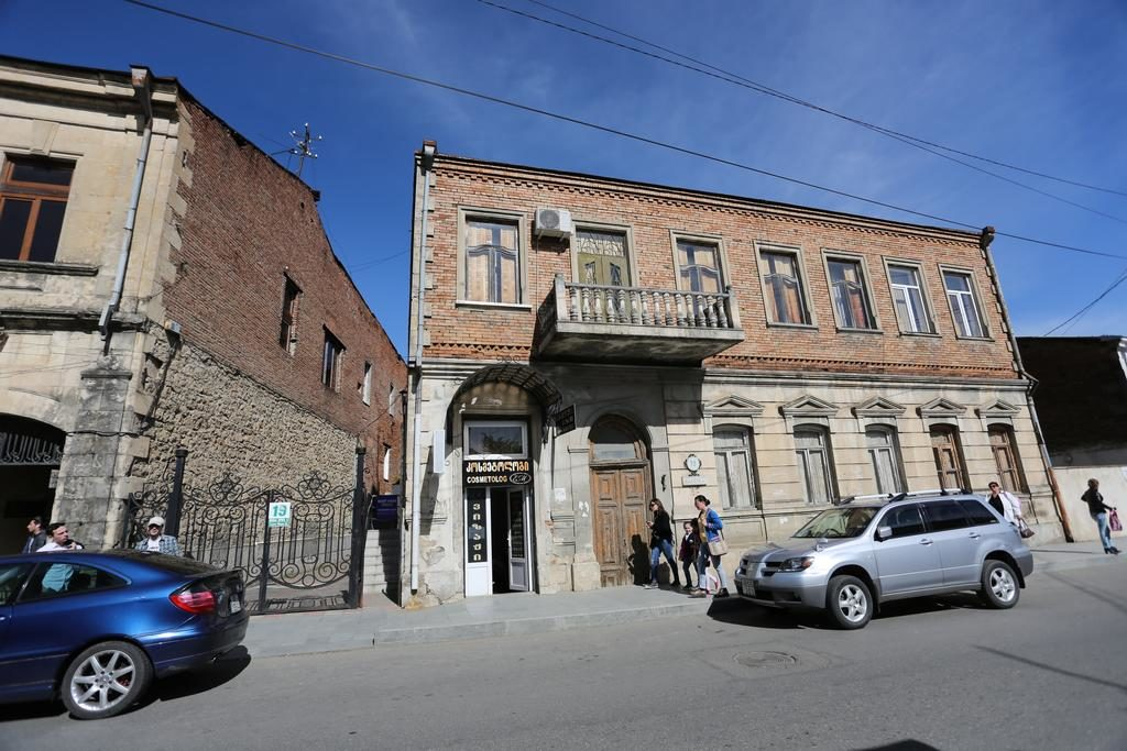 Улица царицы Тамары