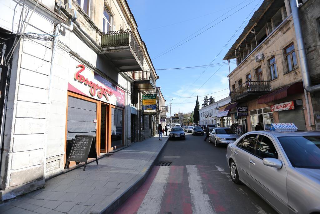 Улица царицы Тамары Кутаиси