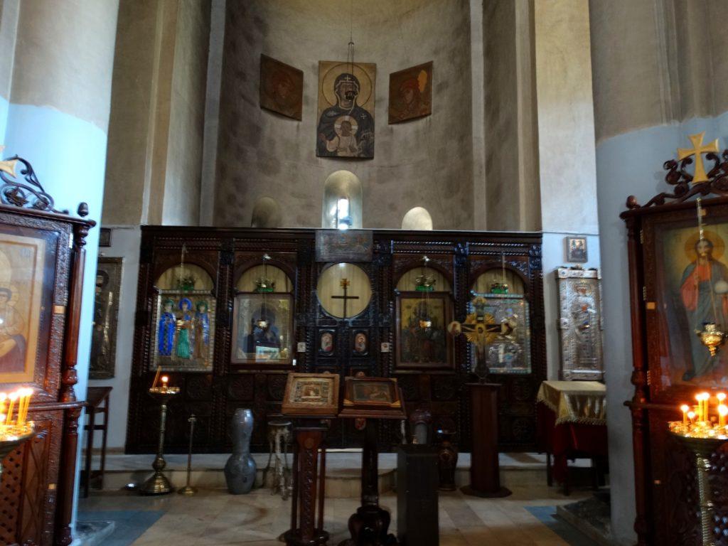 Успенская церковь Метехи, Тбилиси