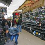 Вещевой рынок «Хопа»