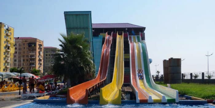 батуми аквапарк 2