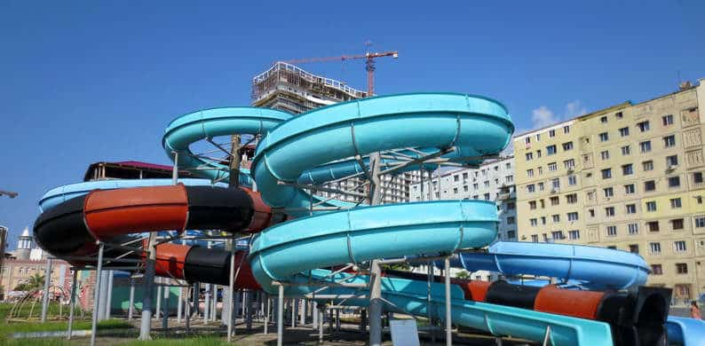 батуми аквапарк 6