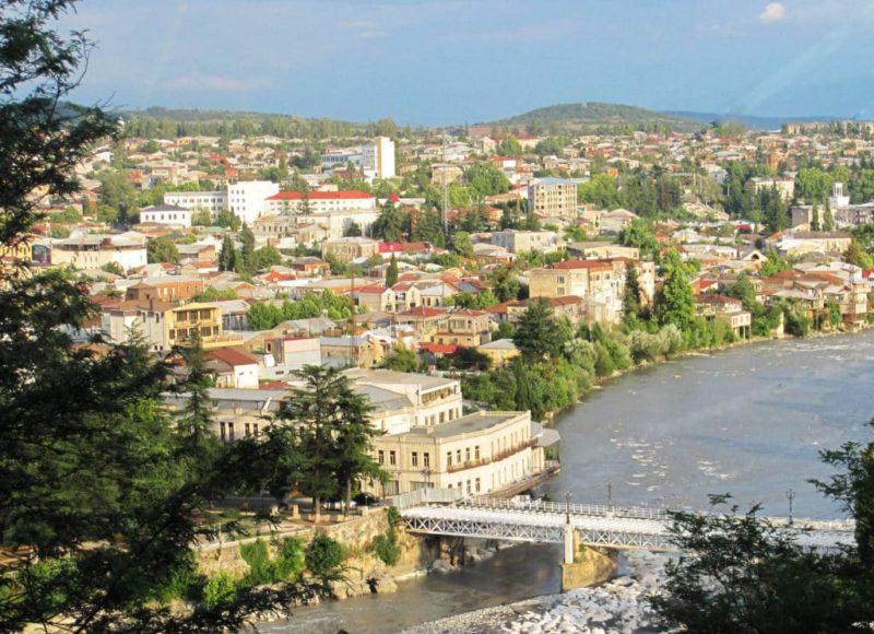 Достопримечательности Кутаиси и окрестностей