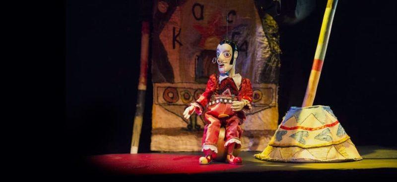 театр марионеток Гезо Габриадзе