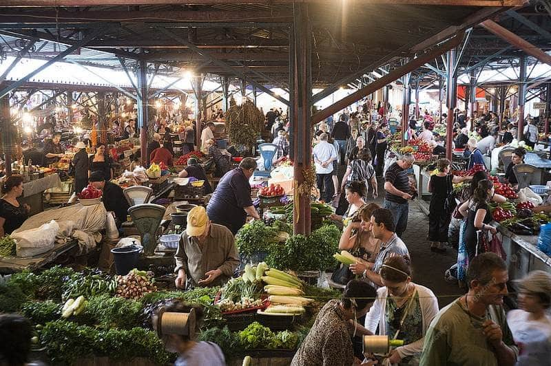 зеленый рынок