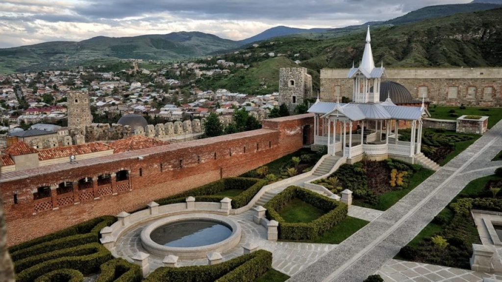 Крепость Нарекала