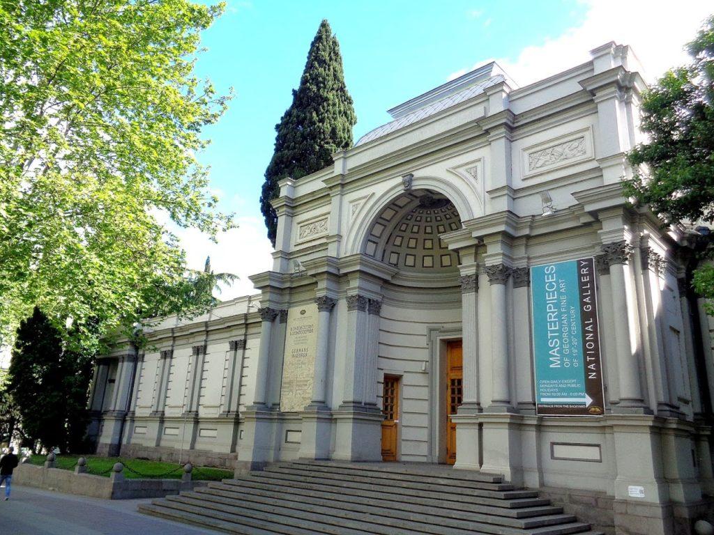 музеи тбилиси